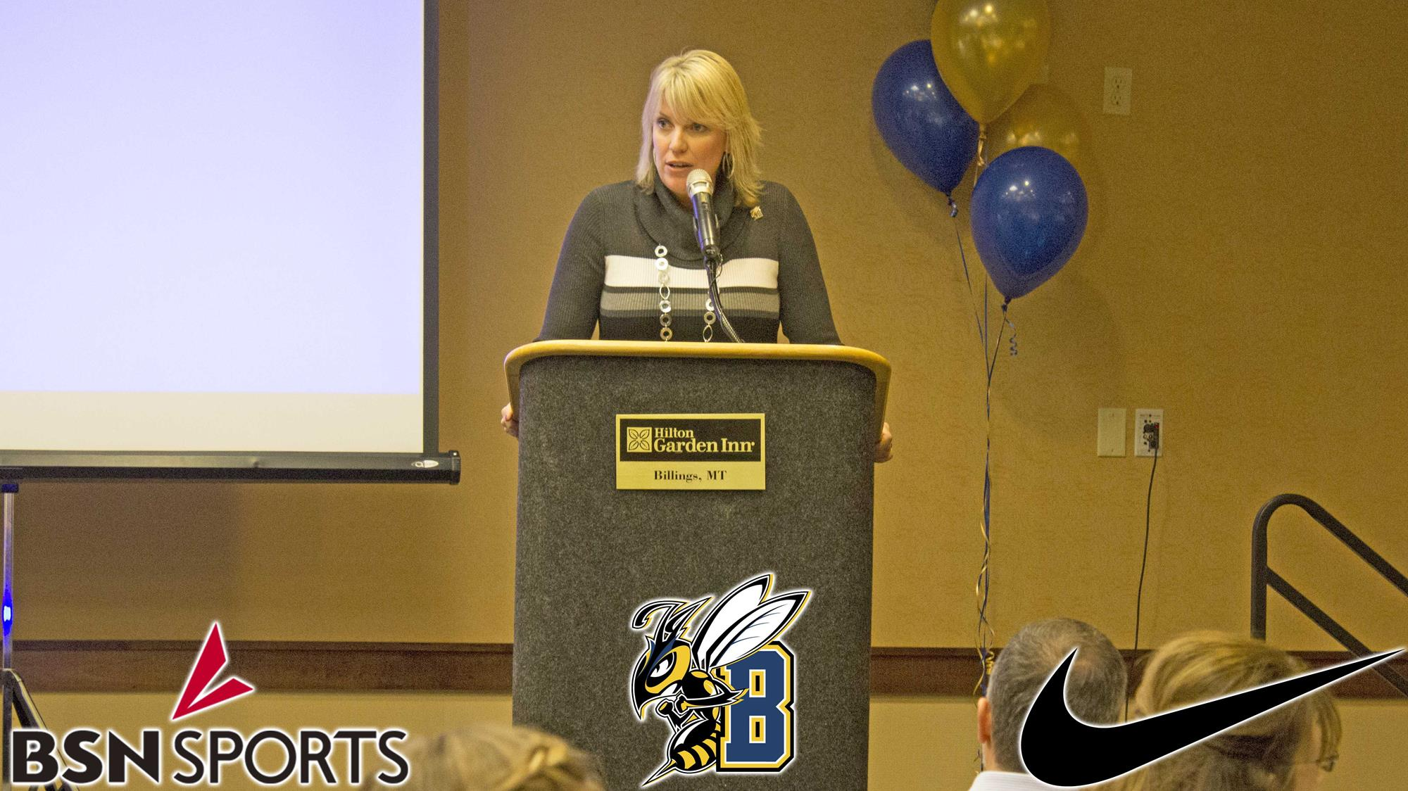 MSUB Athletics announces partnership with BSN SPORTS & Nike - MSU ...
